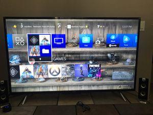 TCL 49S405 49inch 4K ultra HD Roku smart led tv (2017) for Sale in Redmond, WA