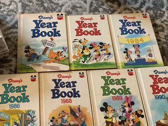 Disney Yearbooks for Sale in Anaheim,  CA