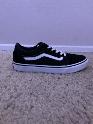 Vans shoes size 7 youth for Sale in Westminster, CA