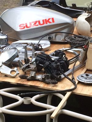 Kawasaki,Suzuki,Katana motorcycles parts. Suzuki and Kz 900 & 1000 parts Cheap! Reasonable offers for Sale in Cleveland, OH