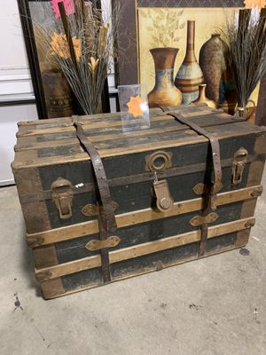 Steamer Trunk for Sale in Ayden, NC