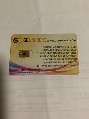 Account removal chip qty 1 for Sale in Los Angeles, CA