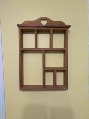 Wood Wall decor shelves for Sale in Cranston, RI