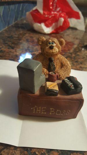 Boss bear figure for Sale in Suwanee, GA