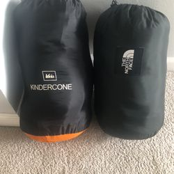 Rei Kindercone & The North Face Sleeping Bags for Sale in Tacoma,  WA