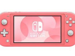 Nintendo Switch Lite Coral (soldout) for Sale in Dallas, TX