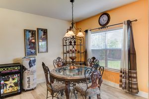 Granite Breakfast table with 4 chairs and side stand piece for Sale in Pflugerville, TX