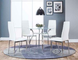 Dining set 4 Chairs BRAND NEW for Sale in Doral, FL
