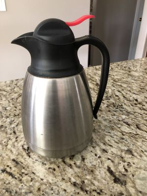 Stainless steel thermal coffee Craft for Sale in Sugar Land, TX
