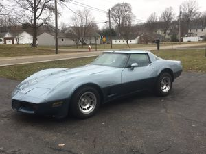 1982 Chevy Corvette for Sale in North Canton, OH