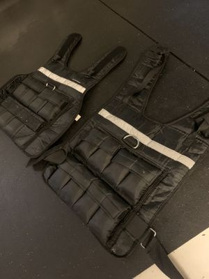 GMC weighted vest for Sale in Whiting, IN