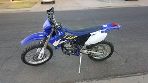 2005 Yamaha WR 250F for Sale in Mesa, AZ