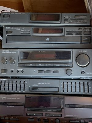 Kenwood stereo system for Sale in Hayward, CA