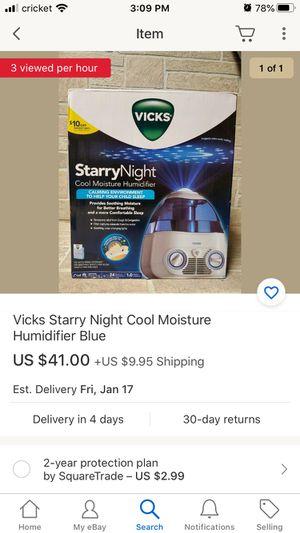 Vicks Humidifier for Sale in Miami, FL
