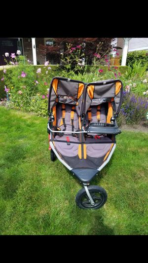 Double bob stroller for Sale in Bothell, WA