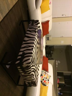 White couch for Sale in Buda, TX