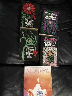V.C Andrews books for Sale in Boston, MA