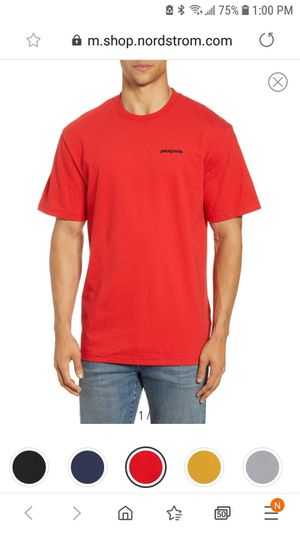 Patagonia Red Short Sleeve Shirt Large New for Sale in Warminster, PA