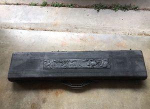 Hard plastic gun case for Sale in Andover, KS