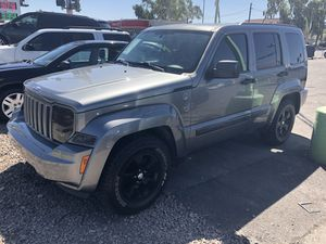 Jeep Liberty 2 years warranty payments ok for Sale in Las Vegas, NV