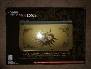 NEW Nintendo 3DS XL Majora's Mask LIMITED EDITION for Sale in Hazel Park, MI