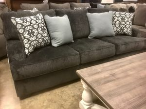 "New 93"" Charcoal Sofa 🔥🔥 HOT BUY for Sale in Virginia Beach, VA"