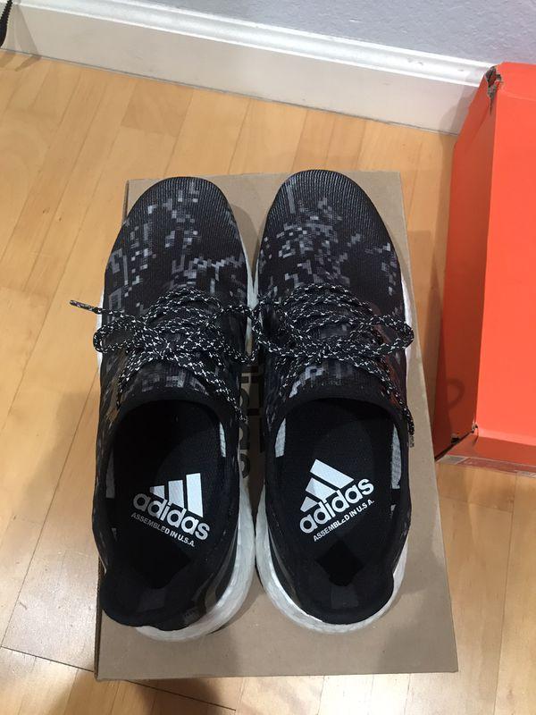 Adidas AM4 Creators Club running shoe size 9.5