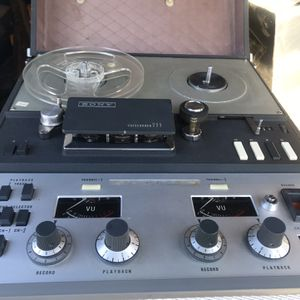 Sony real to reel tape deck vintage for Sale in Garden Grove, CA