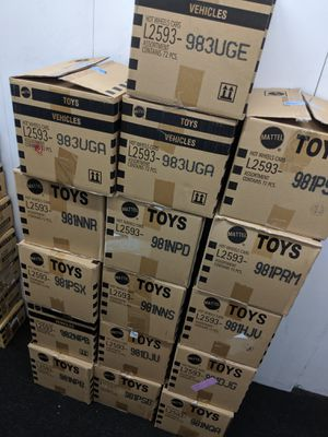 Hot wheel cases 72 qty for Sale in Glendale, CA