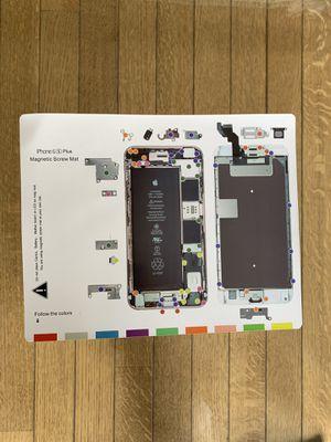 iPhone 6s Plus magnetic screw mat for Sale in Orinda, CA