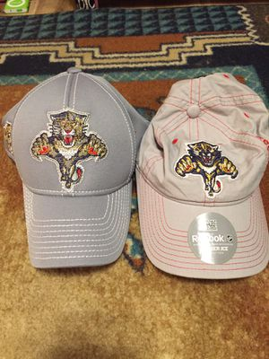 Florida panthers NHL Reebok hats for Sale in Coral Springs, FL