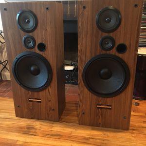 Vintage Pioneer Ca-ms551 3 Way Floor Standing Speaker Made In Japan for Sale in Oakland, CA