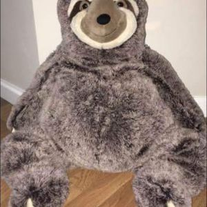 2 Different Stuffed Animal Sloth 22 Inch Sitting Up New for Sale in Smyrna, GA