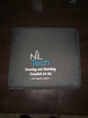 NIL Tech Drawing and Sketching Essential Art Set for Sale in Stevens Point, WI