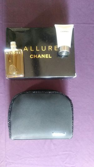 Chanel Allure body creme and 1.7 perfume for Sale in Brooklyn, NY