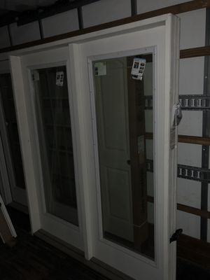 New Prehung Double Doors for Sale in Raleigh, NC