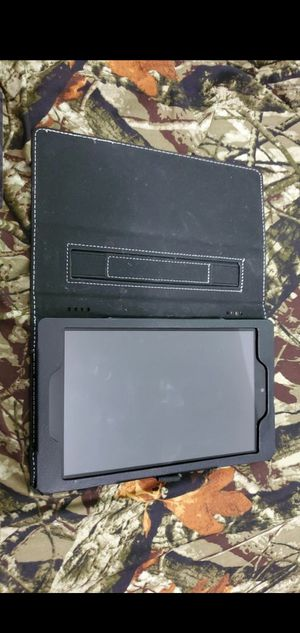 Fire 8 tablet with cover for Sale in Bridgeport, CT