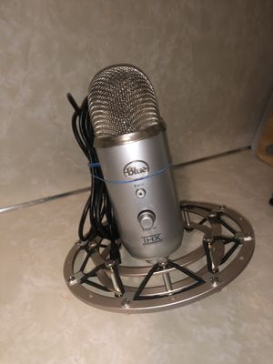 Blue Yeti Microphone for Sale in Portland, OR