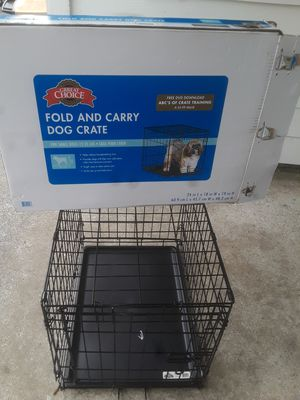 Small dog kennel for Sale in Mont Belvieu, TX