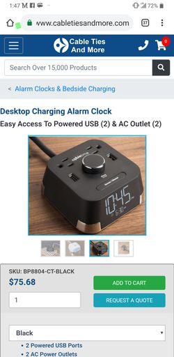 ✨✨✨🔌BADASS ALARM CLOCK!!! for Sale in Seattle,  WA