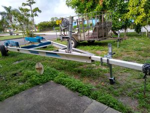 Boat trailer for sale 21 after 23 foot Mijo for Sale in West Palm Beach, FL