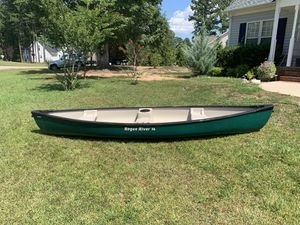 Canoe for Sale in Youngsville, NC