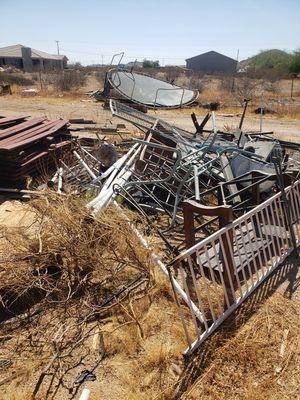Free scrap metal for Sale in Queen Creek, AZ