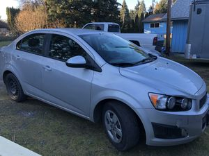 2014 Chevrolet Sonic for Sale in Vancouver, WA