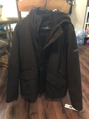 Calvin Klein Men's Sherpa Lined Coat for Sale in Irving, TX