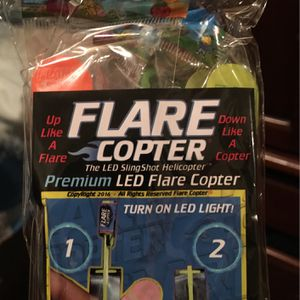Flarecopters Sling Shot For Kids for Sale in Goleta, CA