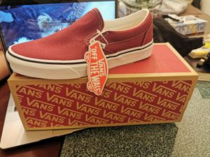Classic Slip-On Vans for Sale in Reading, PA