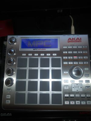Akai mpc studio for Sale in Mountain Brook, AL