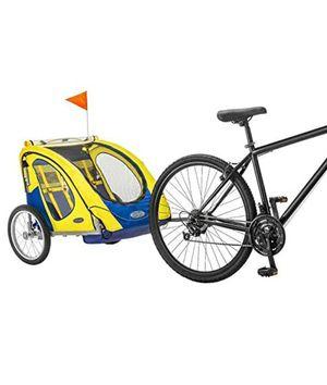 SCHWIN InStep Sedona double bike trailer for Sale in Nashville, TN