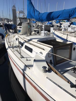 Oday 25 sailboat Marina del Rey 1978 great condition for Sale in Marina del Rey, CA